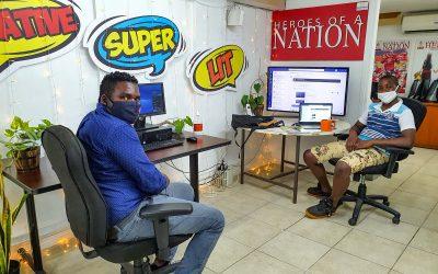Heroes Bridging the Digital Divide
