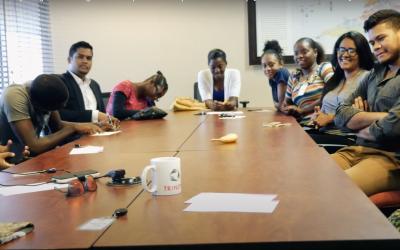 Heroes & Trinity – Big Brother Big Sister Corporate Workplace Mentorship